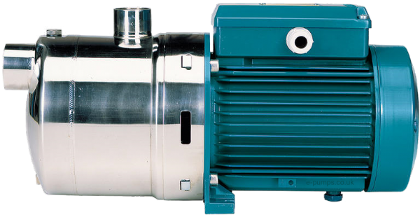 Calpeda MXH 205/A Horizontal Multistage Pump 400V